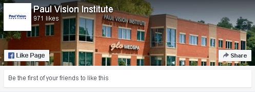 Paul Vision Facebook Link Image